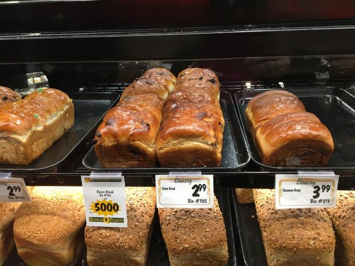 Fresh-bread