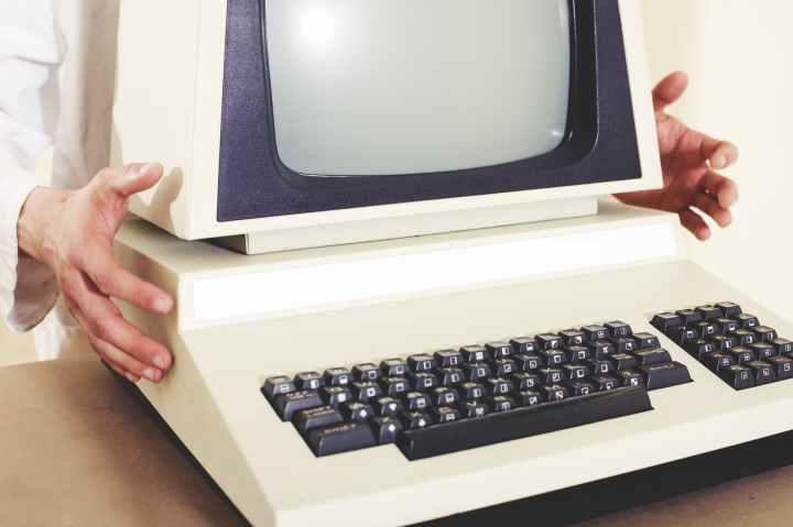 computer computer keyboard contemporary display